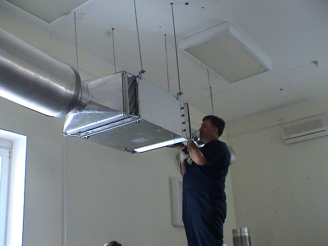 Монтаж электрических котлов отопления